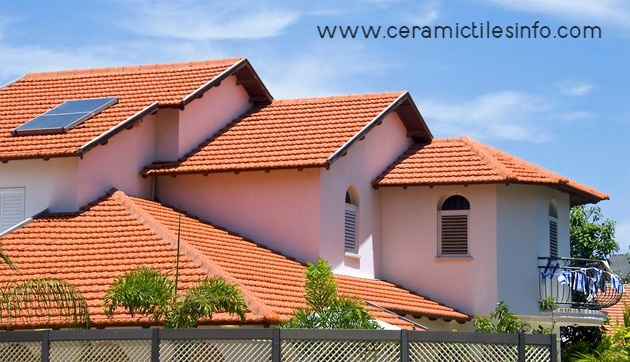 Roofing tiles home
