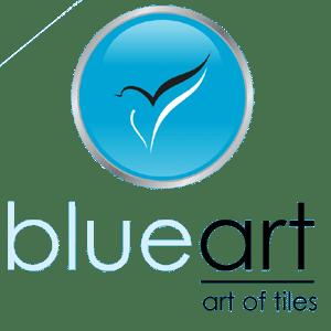 Blueart vitrified tiles morbi